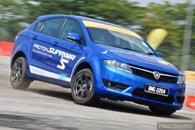 Proton R3 Driving Experience 25