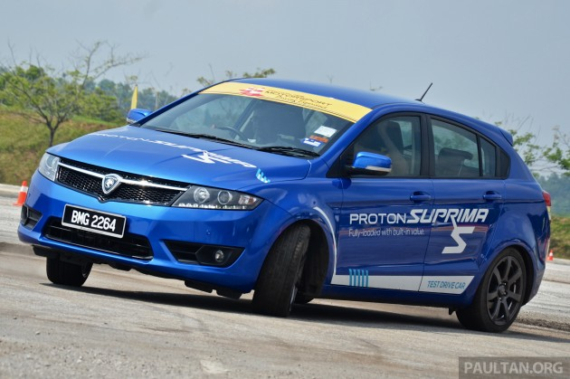 Proton R3 Driving Experience 26