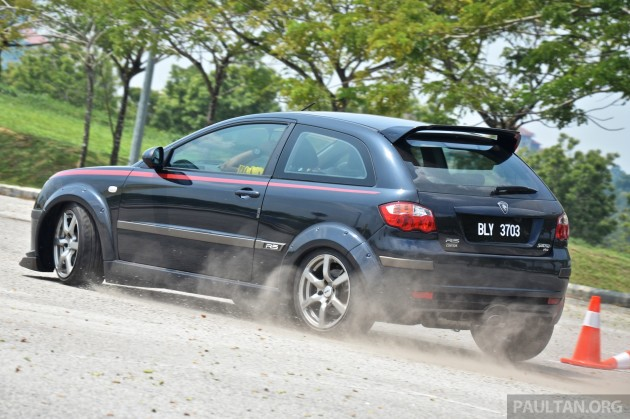 Proton R3 Driving Experience 29