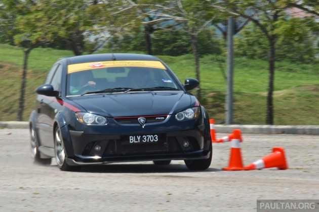 Proton R3 Driving Experience 30