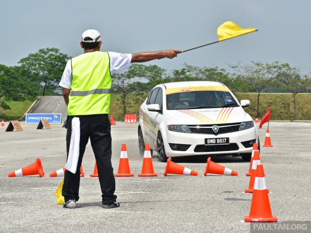 Proton R3 Driving Experience 37