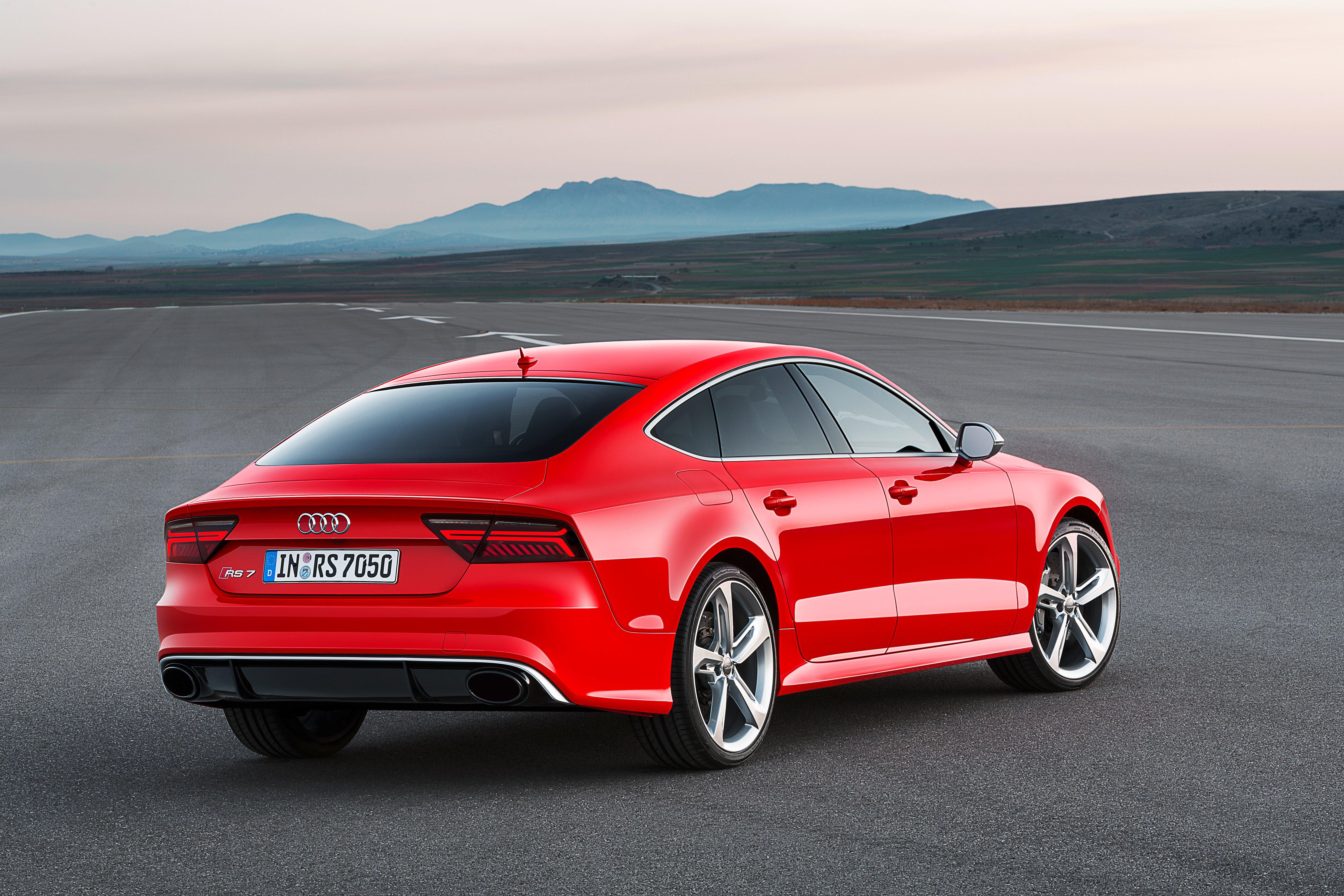 Audi RS7 Sportback facelift – lightly sharpened looks Paul ...