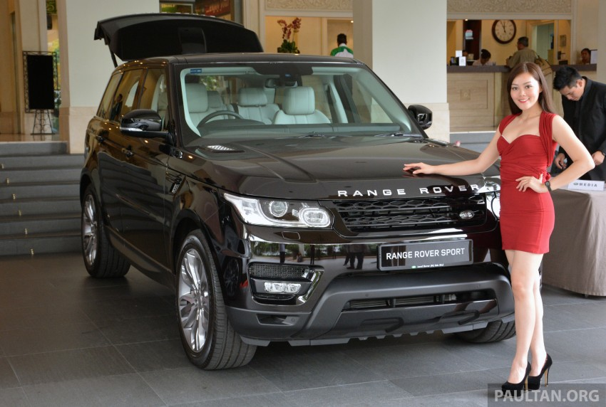 2014 Range Rover Sport launched – from RM860k Image #251700