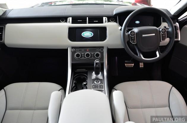 Range Rover Sport launch 10