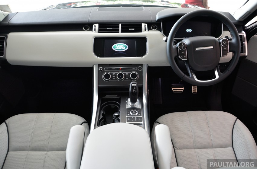 2014 Range Rover Sport launched – from RM860k Image #251709