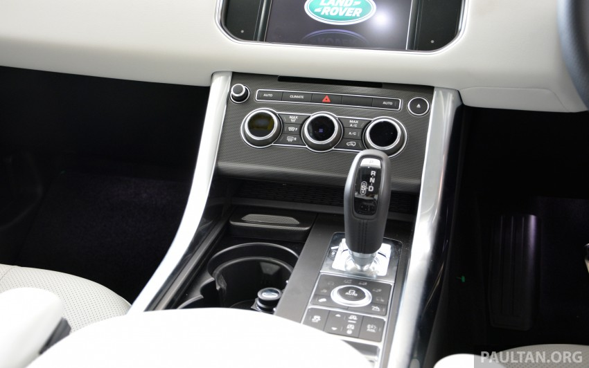 2014 Range Rover Sport launched – from RM860k Image #251710