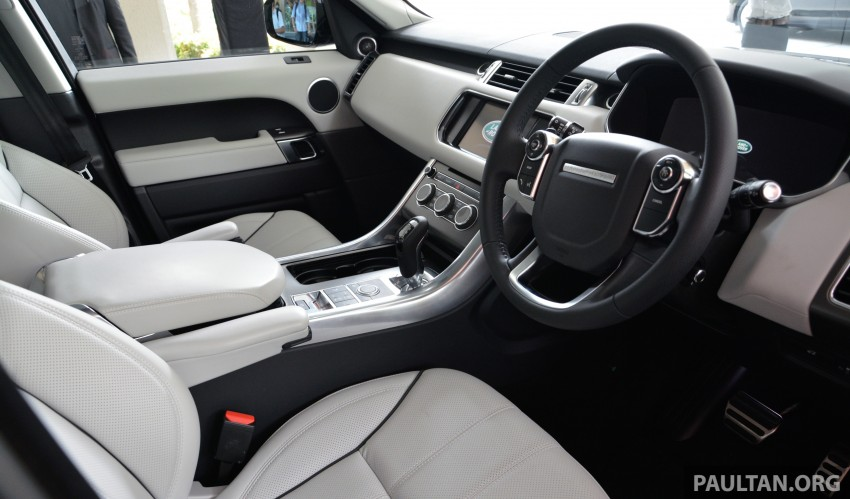 2014 Range Rover Sport launched – from RM860k Image #251716