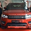 Range Rover Sport launch 18
