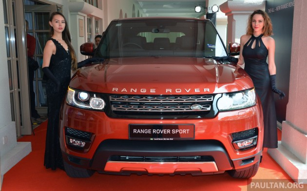 Range Rover Sport launch 18