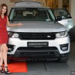 Range Rover Sport launch 2