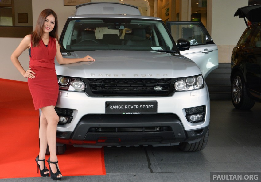 2014 Range Rover Sport launched – from RM860k Image #251701