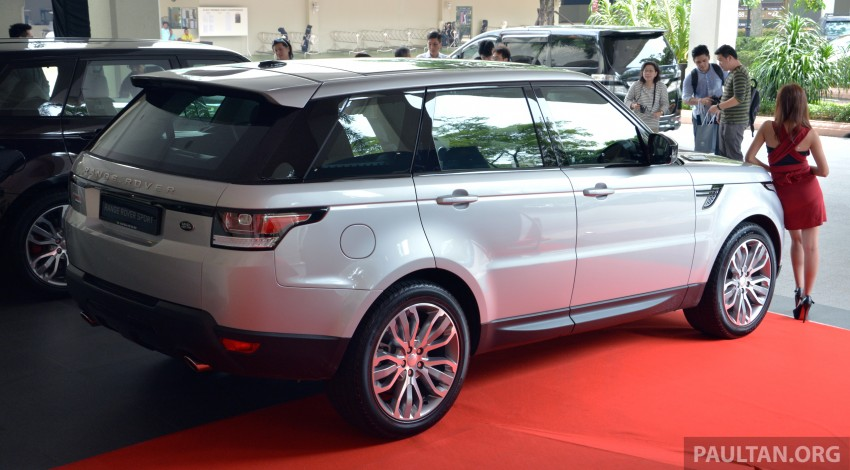2014 Range Rover Sport launched – from RM860k Image #251719