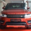 Range Rover Sport launch 21