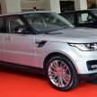 Range Rover Sport launch 22