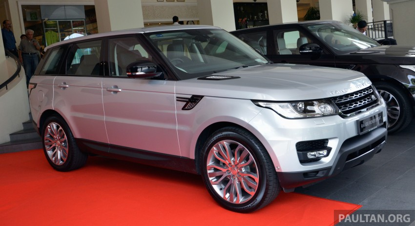 2014 Range Rover Sport launched – from RM860k Image #251721
