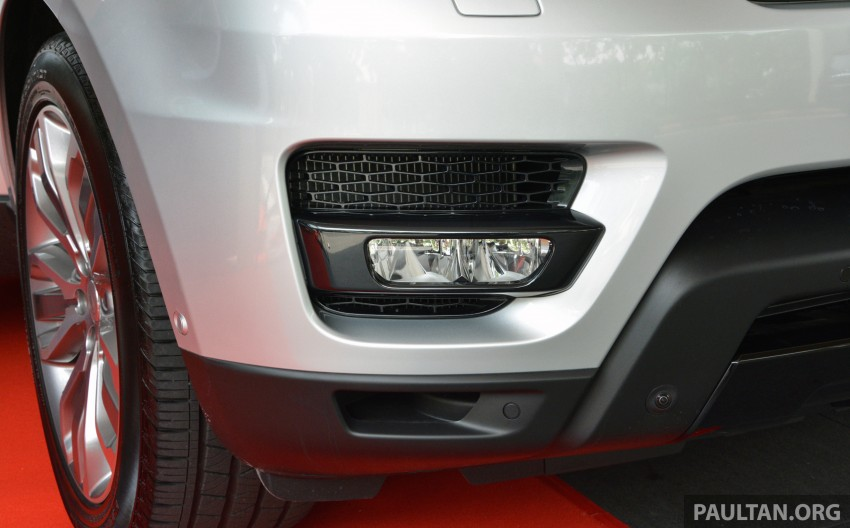 2014 Range Rover Sport launched – from RM860k Image #251705