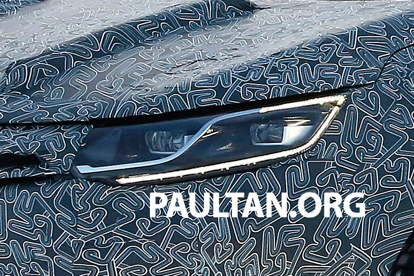 SPYSHOTS: Renault Espace – next generation French MPV to ride higher like a crossover Image #253054
