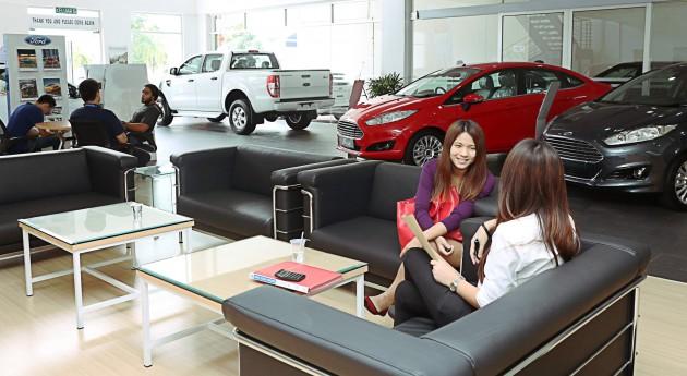 SDAC-Ford Juru Auto City