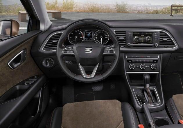 SEAT Leon X-Perience-14