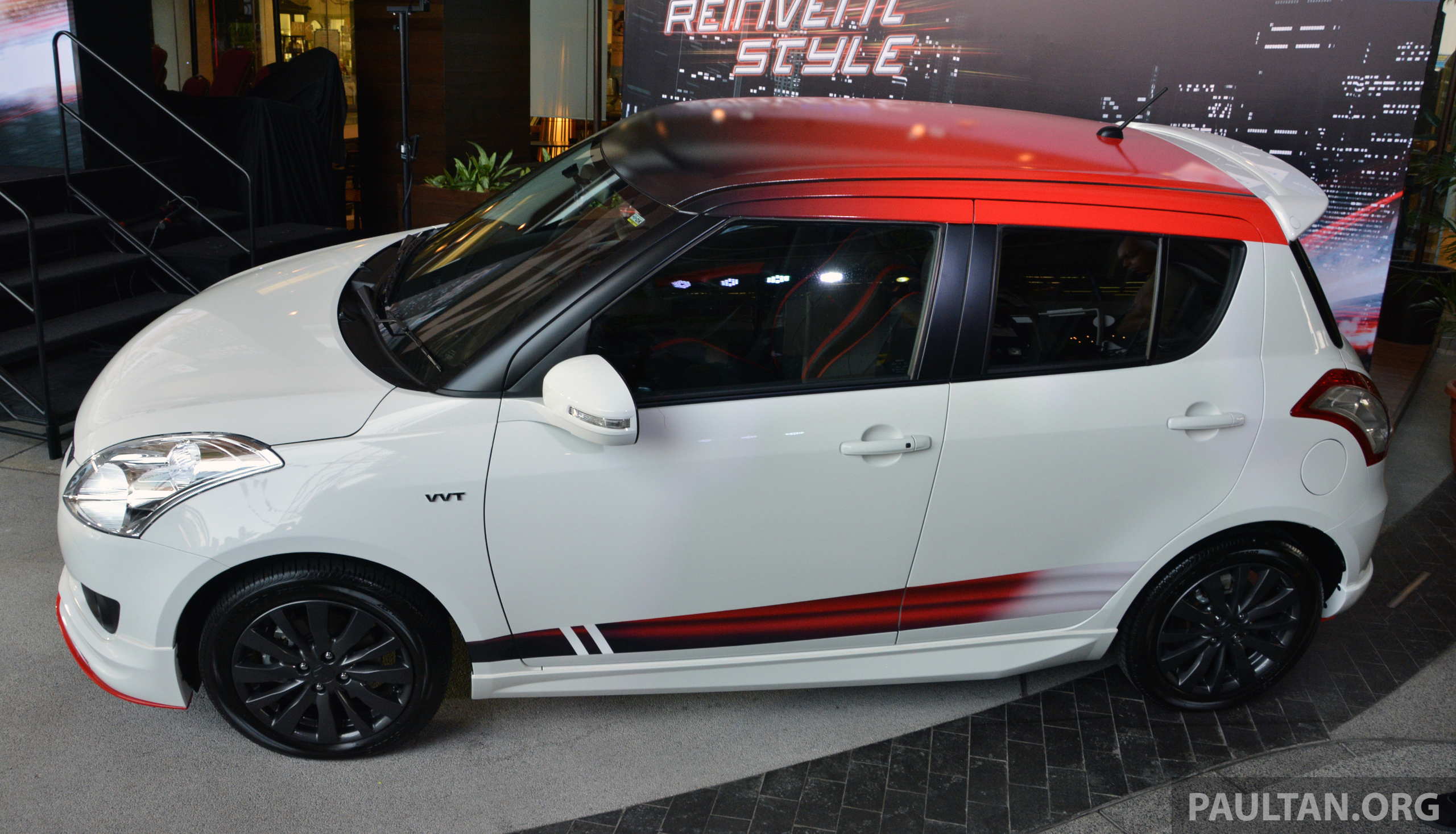 Suzuki Swift Rs It S The Glx All Dressed Up Rm80k Paul