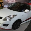 Suzuki Swift RS 2