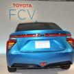 Toyota FCV 12