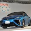Toyota FCV 15