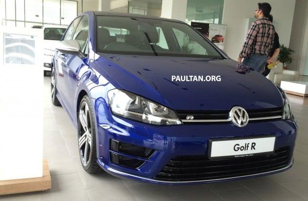 Volkswagen Golf R Mk7 Infohub Paul Tan S Automotive News