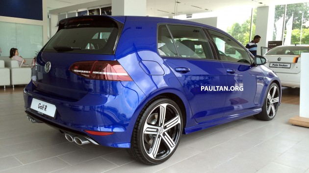Volkswagen Golf R Mk7 Now On Sale From Rm247k