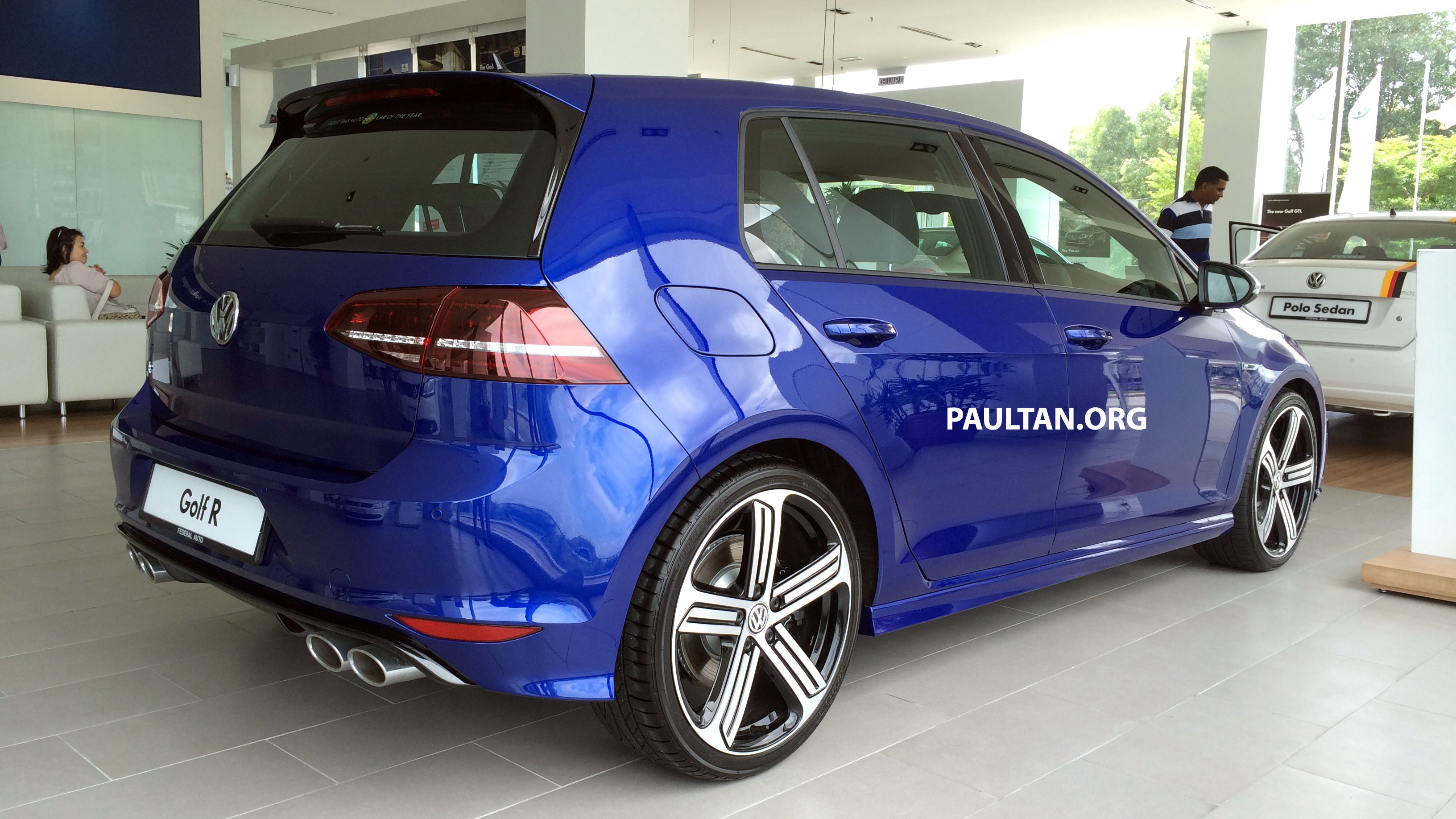 volkswagen golf r mk7 now on sale from rm247k image 252421. Black Bedroom Furniture Sets. Home Design Ideas