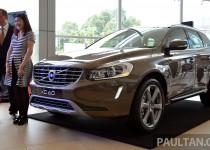 Volvo XC60 Facelift Drive-E- 1