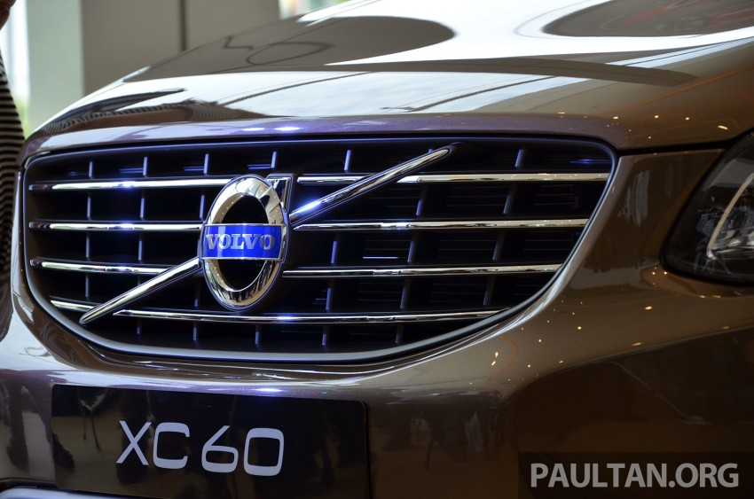 Volvo XC60 T5 Facelift launched – Drive-E, RM289k Image #254836