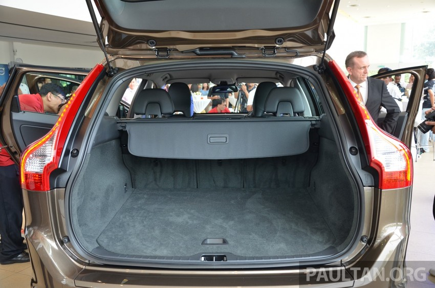 Volvo XC60 T5 Facelift launched – Drive-E, RM289k Image #254840