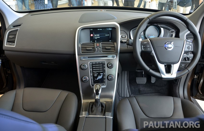 Volvo XC60 T5 Facelift launched – Drive-E, RM289k Image #254843