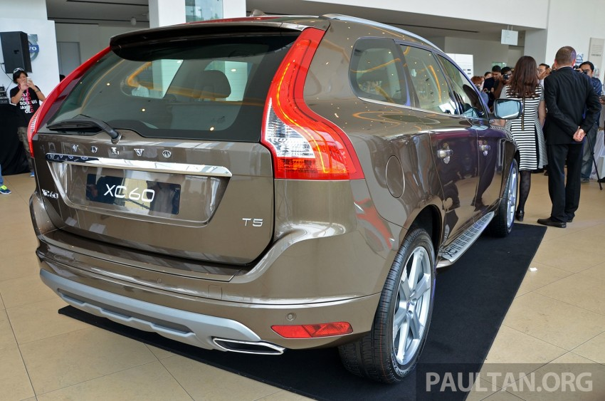 Volvo XC60 T5 Facelift launched – Drive-E, RM289k Image #254854
