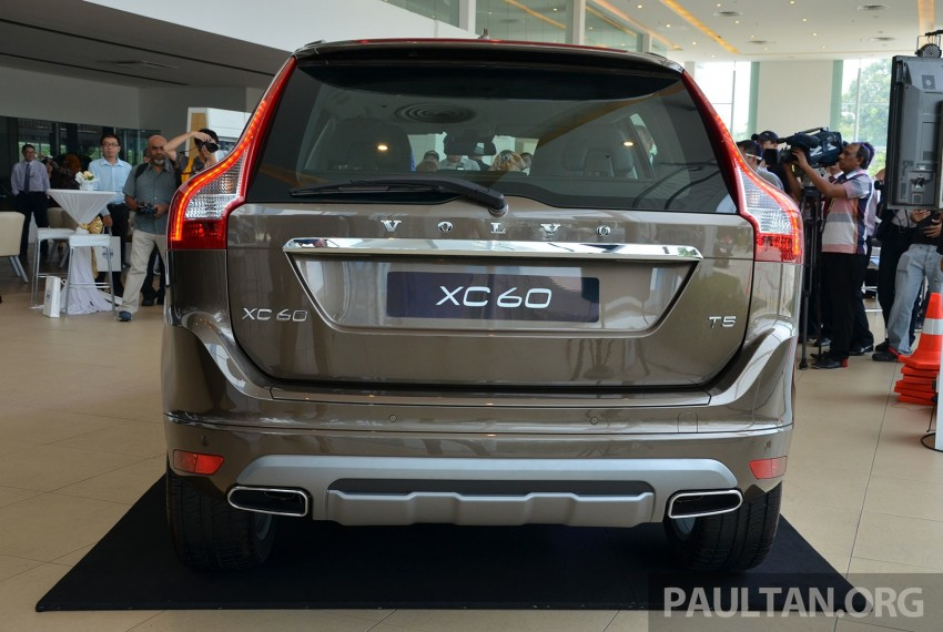 Volvo XC60 T5 Facelift launched – Drive-E, RM289k Image #254830