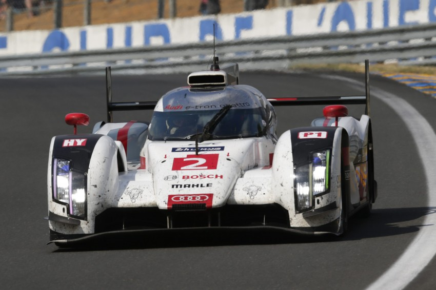 Le Mans 2014 – Audi 1-2 marks 13th win for Ingolstadt Image #254032