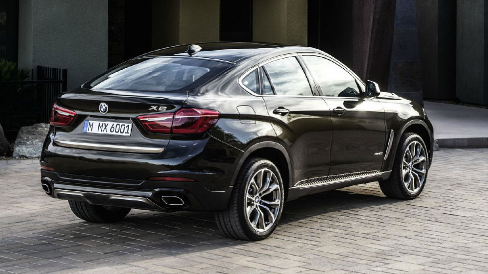 2015 Bmw X6 F16 First Photos Preview Munich S Second