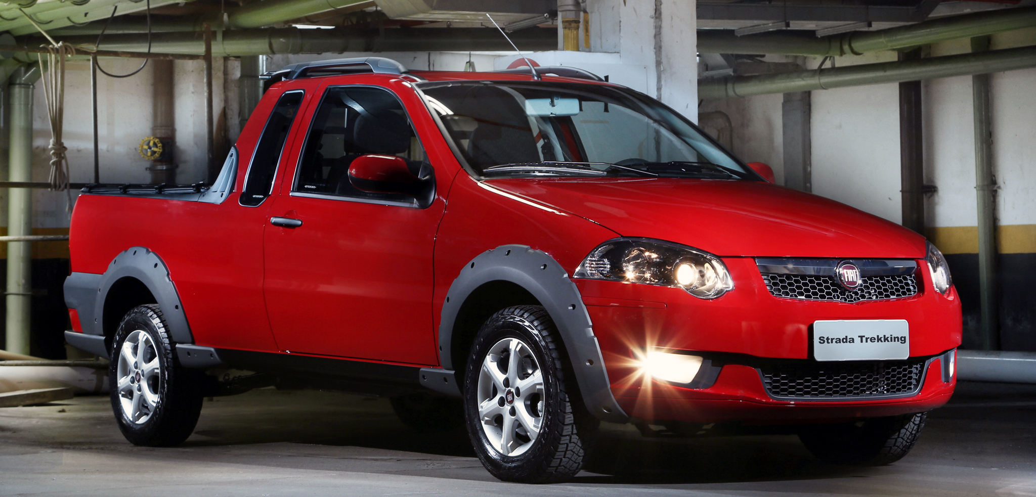 Fiat Also Getting Mitsubishi Based Pickup Report Image
