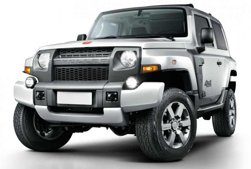 Troller T4 – Ford builds a Jeep-like 4WD for Brazil Image #251287