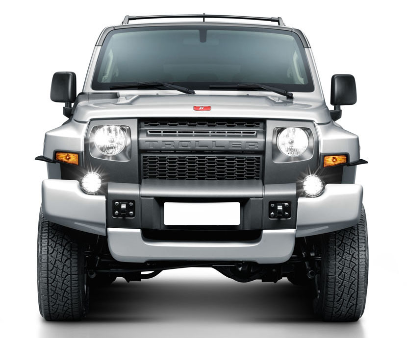 Troller T4 – Ford builds a Jeep-like 4WD for Brazil Image #251285