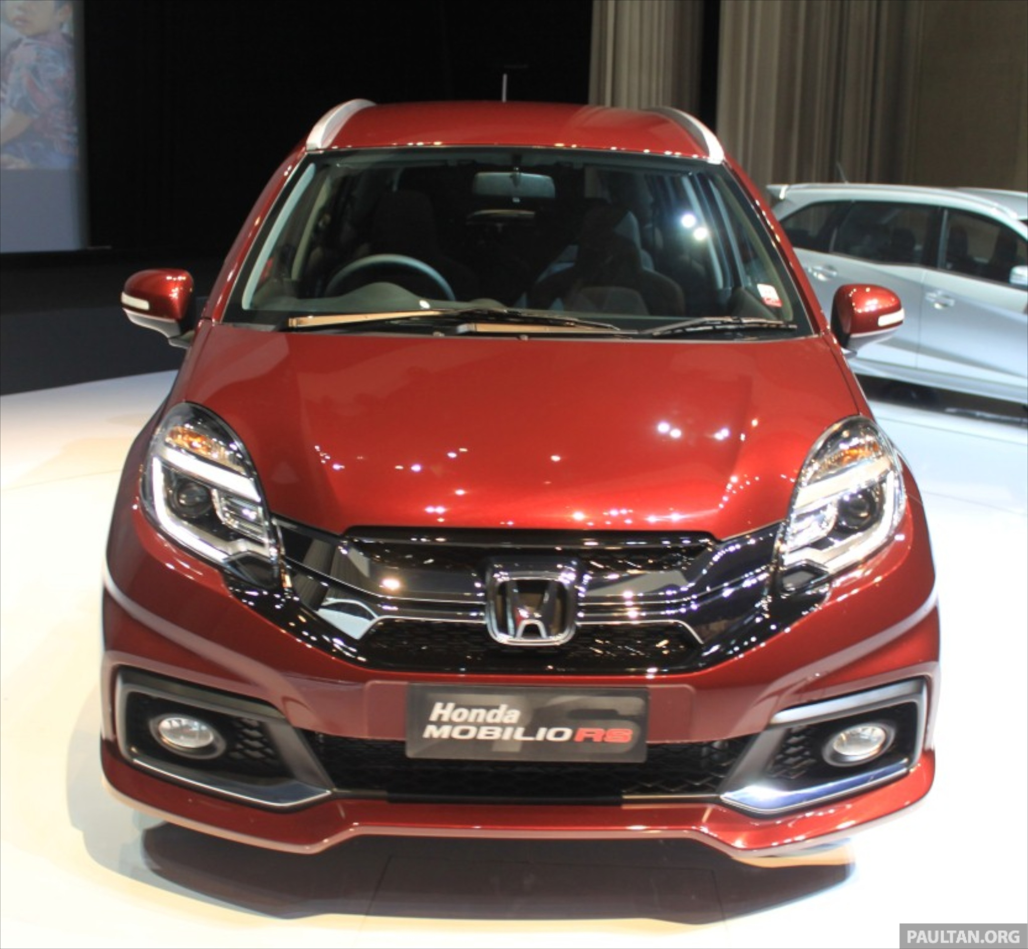 Honda Mobilio Rs Range Topper Launched In Indonesia Image