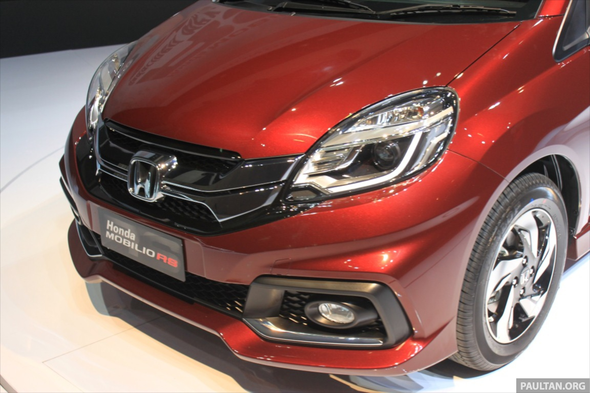 Honda Mobilio RS range-topper launched in Indonesia Paul ...
