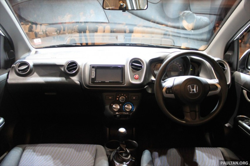 Honda Mobilio RS range-topper launched in Indonesia Image #255014