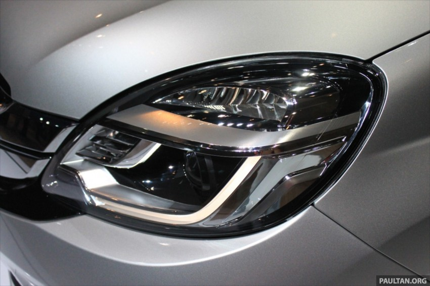 Honda Mobilio RS range-topper launched in Indonesia Image #255002