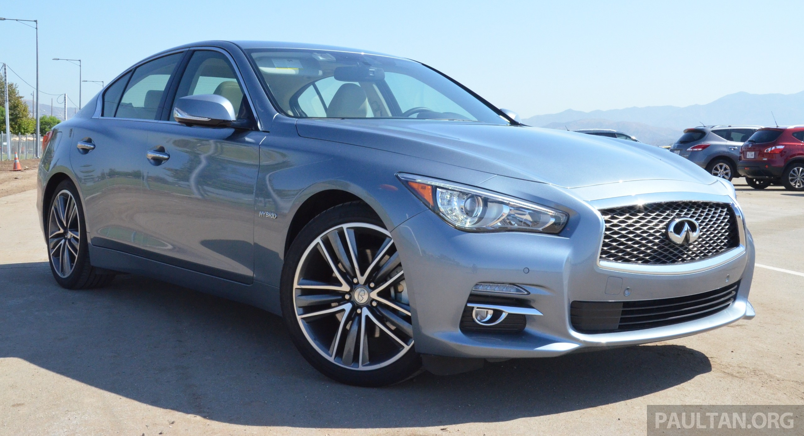 driven infiniti q50 a first taste of steer by wire. Black Bedroom Furniture Sets. Home Design Ideas