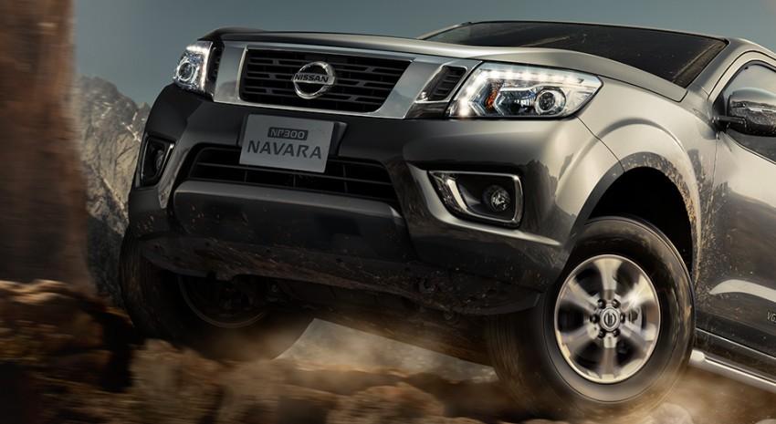Nissan NP300 Navara unveiled in Thailand: 7spd auto! Image #253212