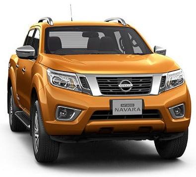 Nissan NP300 Navara unveiled in Thailand: 7spd auto! Image #253218
