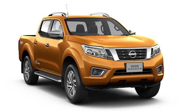 Nissan NP300 Navara unveiled in Thailand: 7spd auto! Image #253221