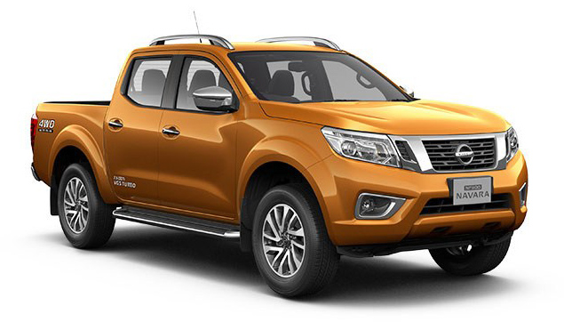 Nissan NP300 Navara unveiled in Thailand: 7spd auto! Image #253222
